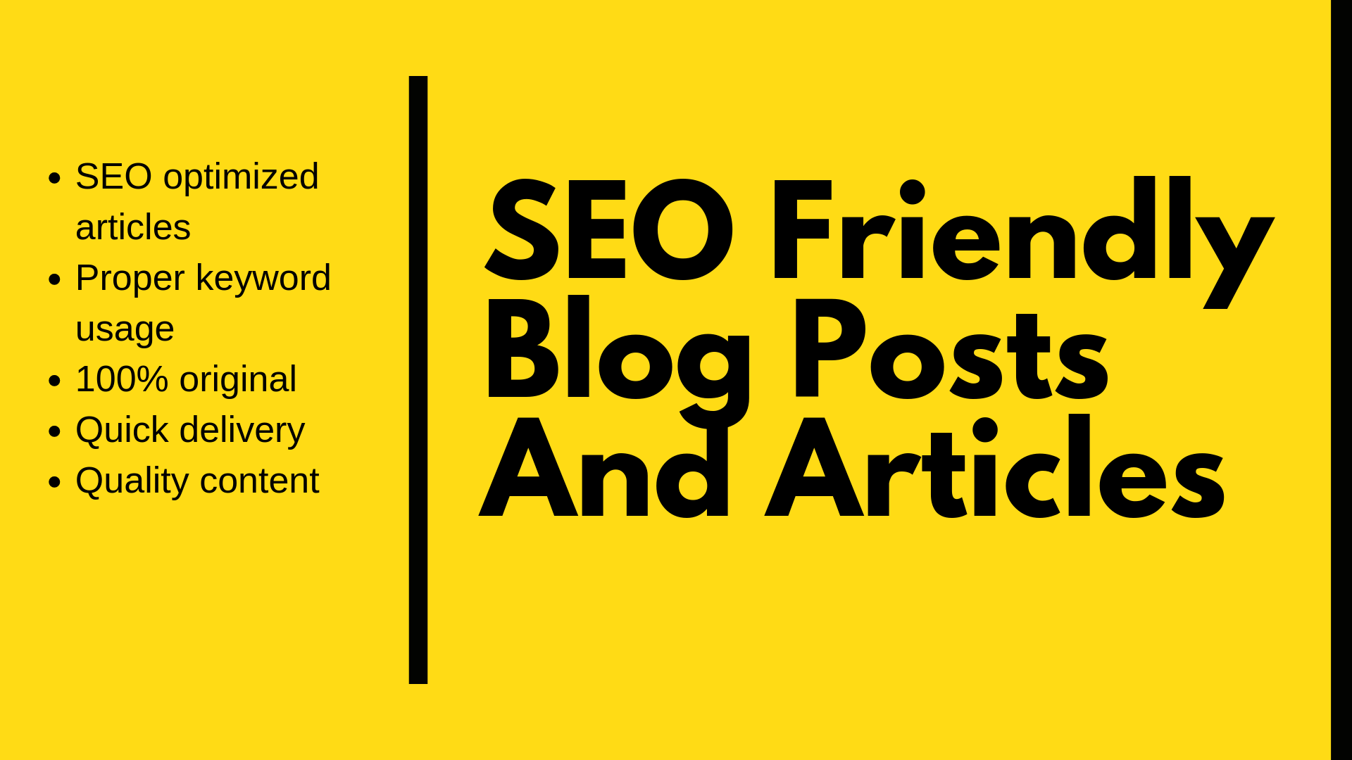 Blog articles content writing and seo friendly