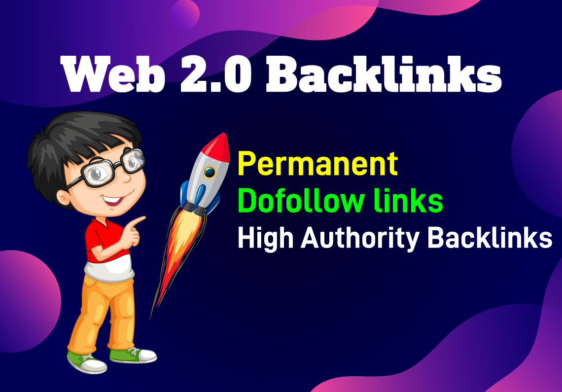 Boost your ranking on Google with 30 High DA Web 2.0 Contextual backlinks