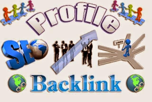 I will manually create do follow high authority 100 profile backlink