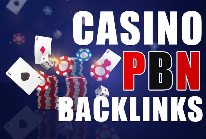 Get 12 permanent PBN backlinks Casino,  Gambling,  Poker,  Judi Related High DA websites for 5 for 5