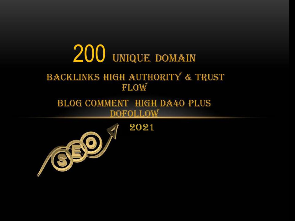 I will create 200 manual unique domain do follow blog comment with high da pa.