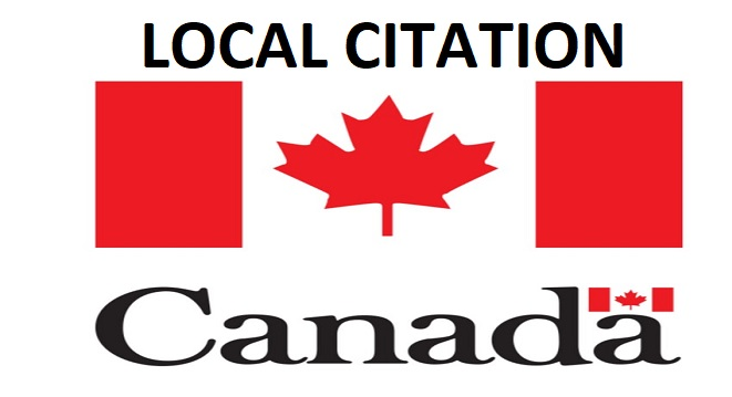 I will do best 50 Live Canada Local Citation or Local SEO