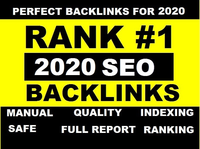 I will do your google ranking with manual high quality SEO backlinks