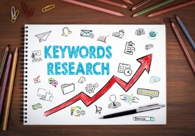 I will do Keyword Research Competitors Analysis for your Niche Relevant
