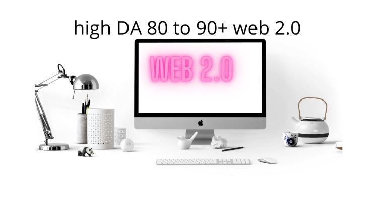 I Will do 50 High Domain Authority Web 2 0 Backlinks Service