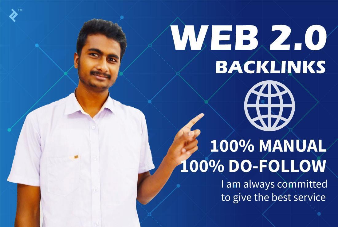 I will Create High Authority 30 Web 2 0 Backlinks
