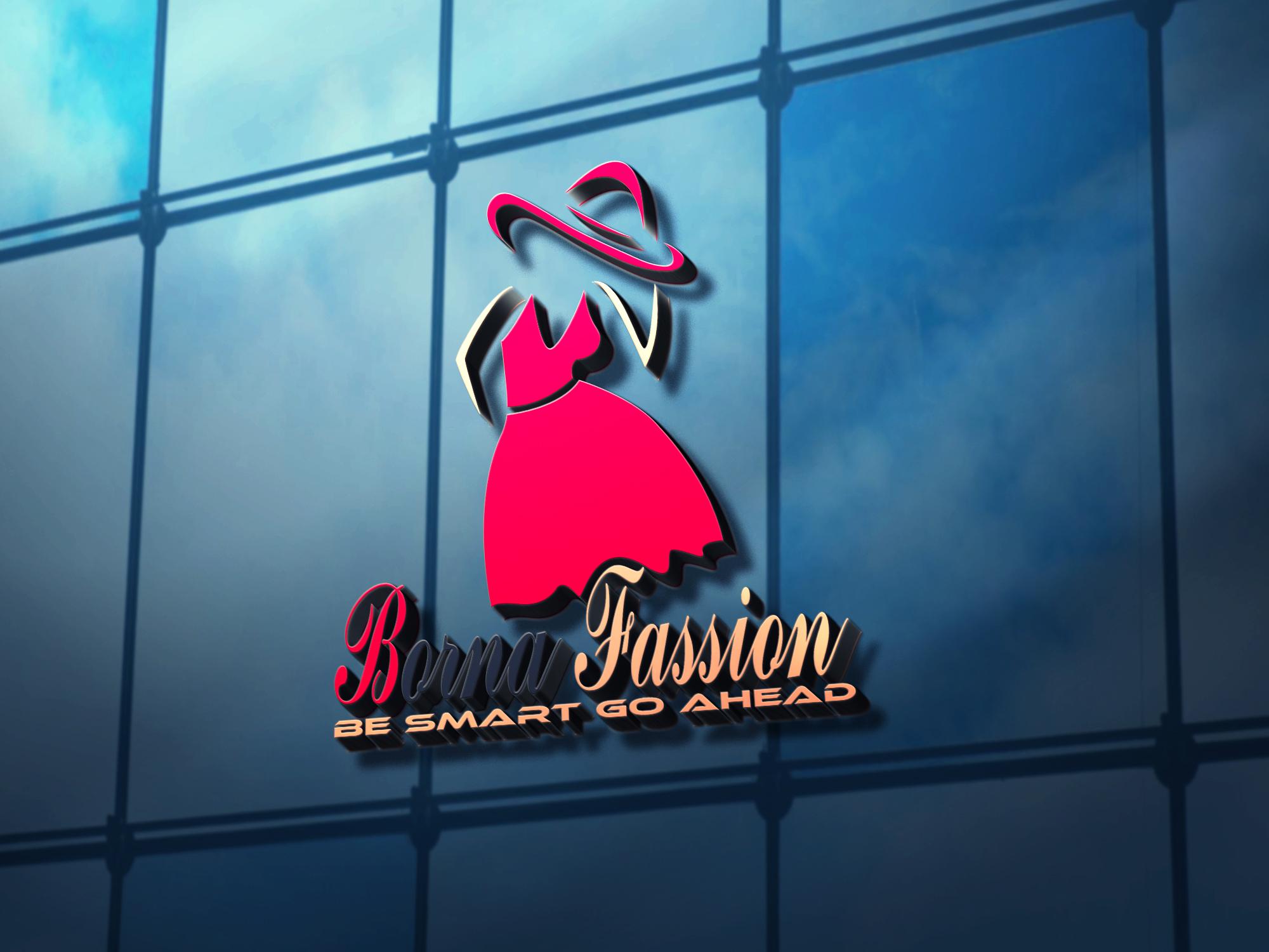 I will do modern and Fashion logo Design
