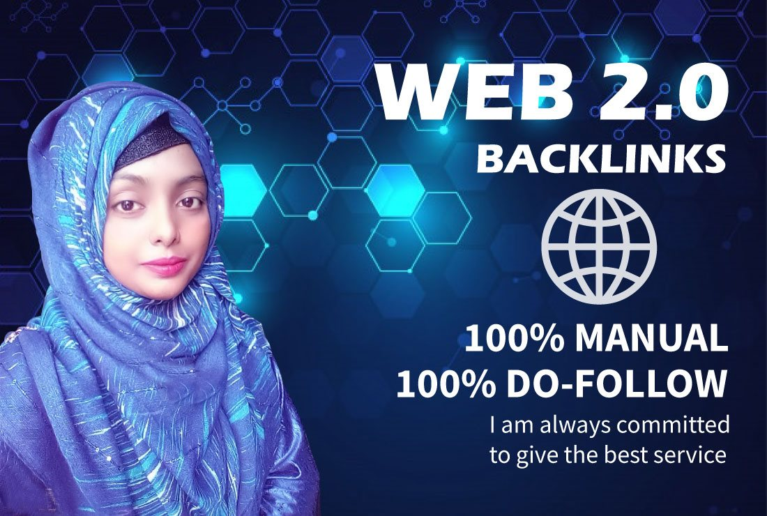I Will Create High Authority 35 Web2.0 Backlinks
