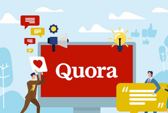 Boost your website with niche relevant 12 Quora Answers for targeted traffic