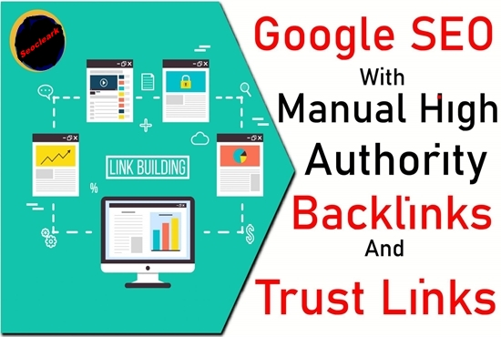 I will provide off page SEO service for google top rank