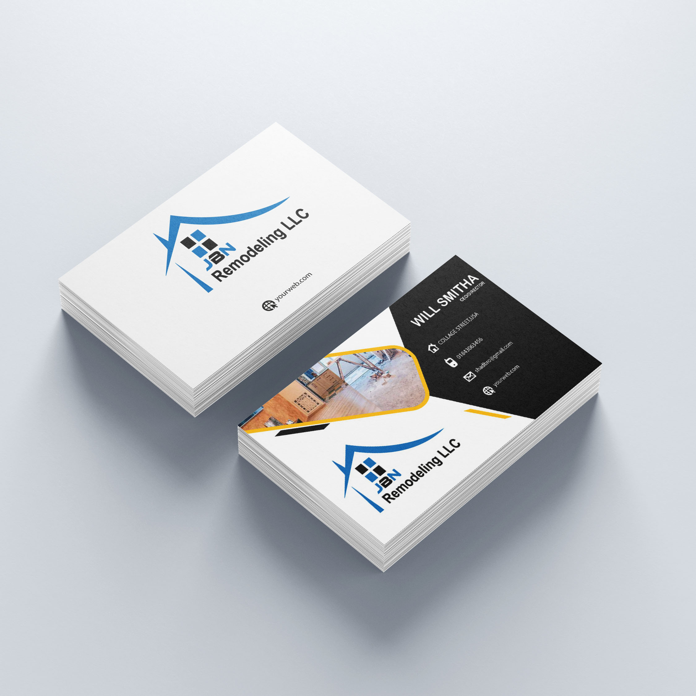 i will do professional business card design in 24 hours