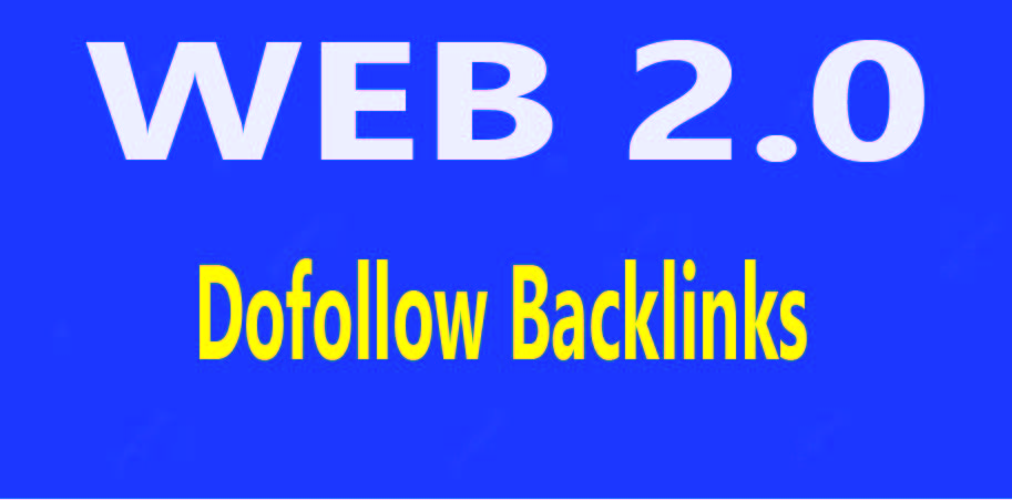 I will Provide 20 web 2.0 back links DA 45+
