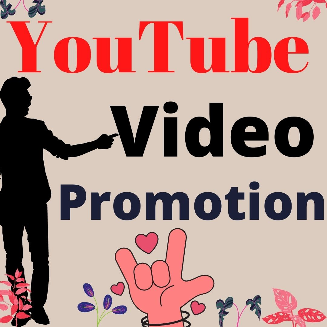 viral fast YouTube video promotion with organic tra