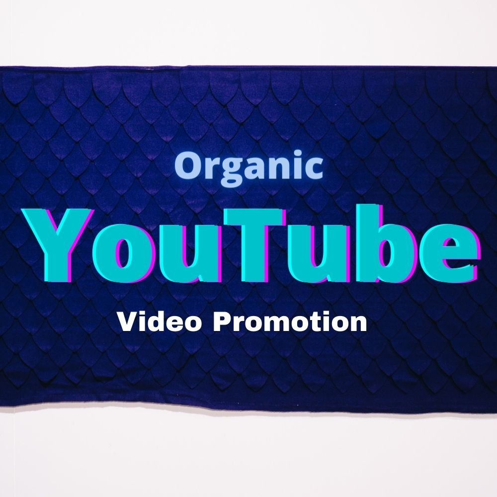 I will do YouTube video promotion with real and organic audience as you need