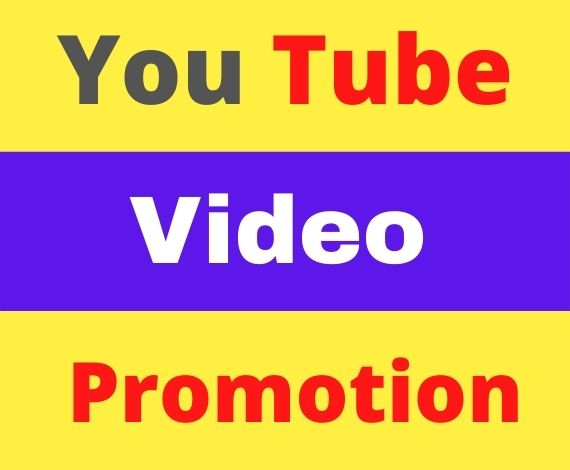 I will do professional and organic top Video promotion