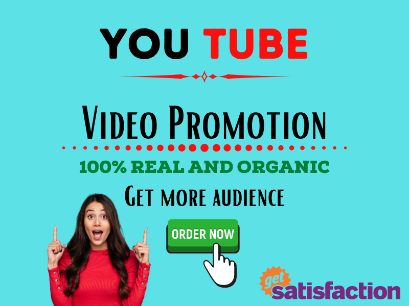 I will provide Fastest Organic Youtube Promotion
