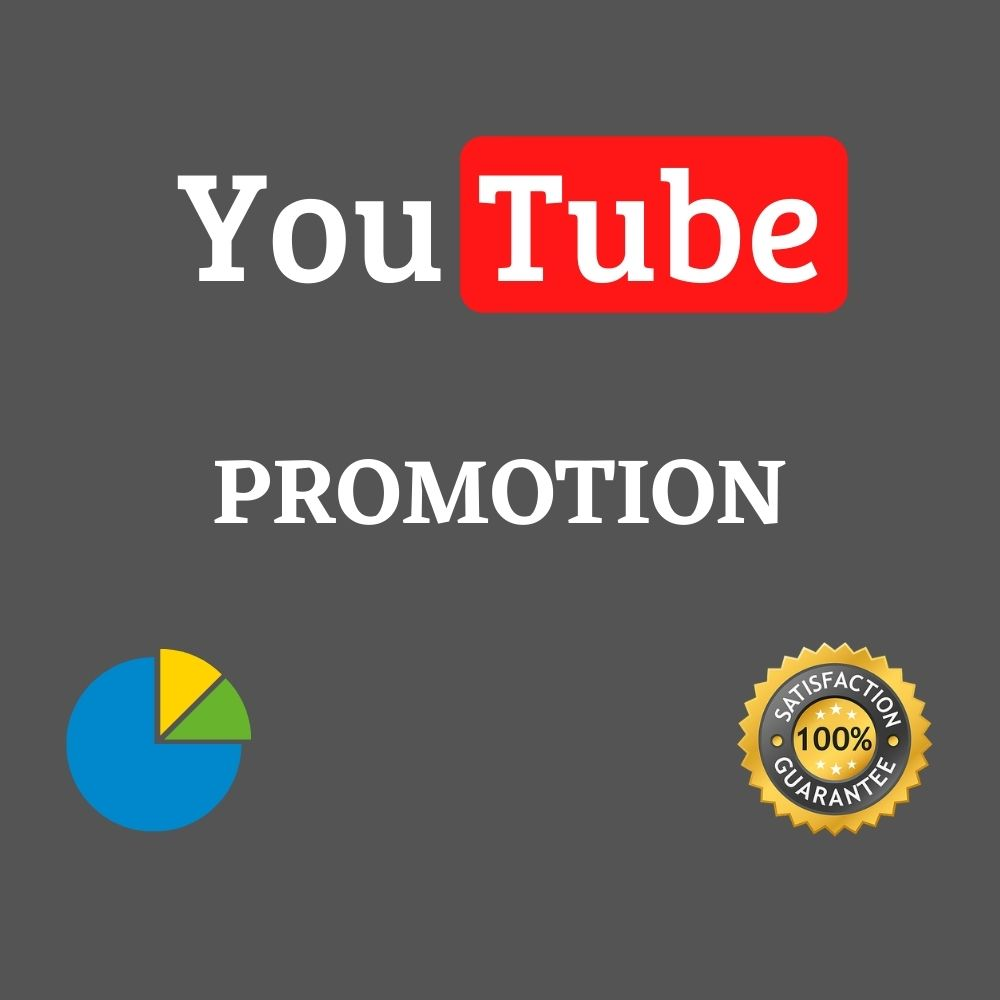 I will promote your YouTube video to the real spectator only organic way