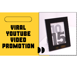 I will do youtube video promotion to boost video ranking