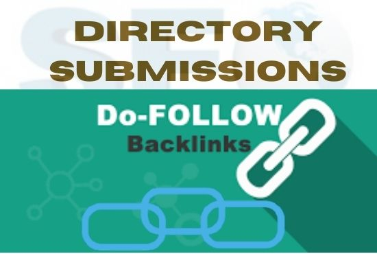I will do 30 directory submission SEO backlinks
