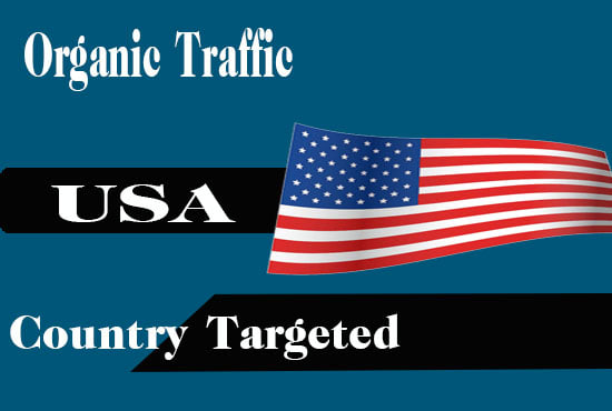 I will bring real google usa visitors targeted 100 Guaranteed