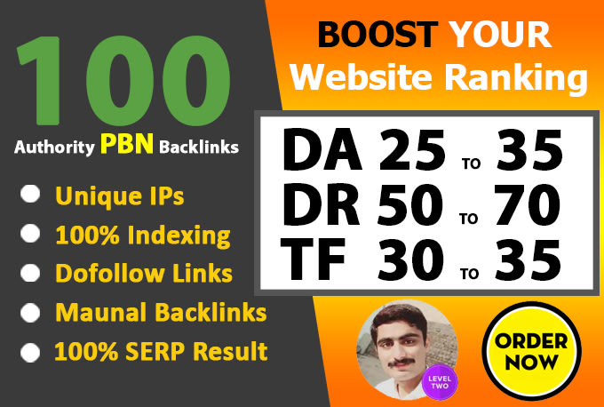 Add make high quality dofollow backlinks for off page SEO