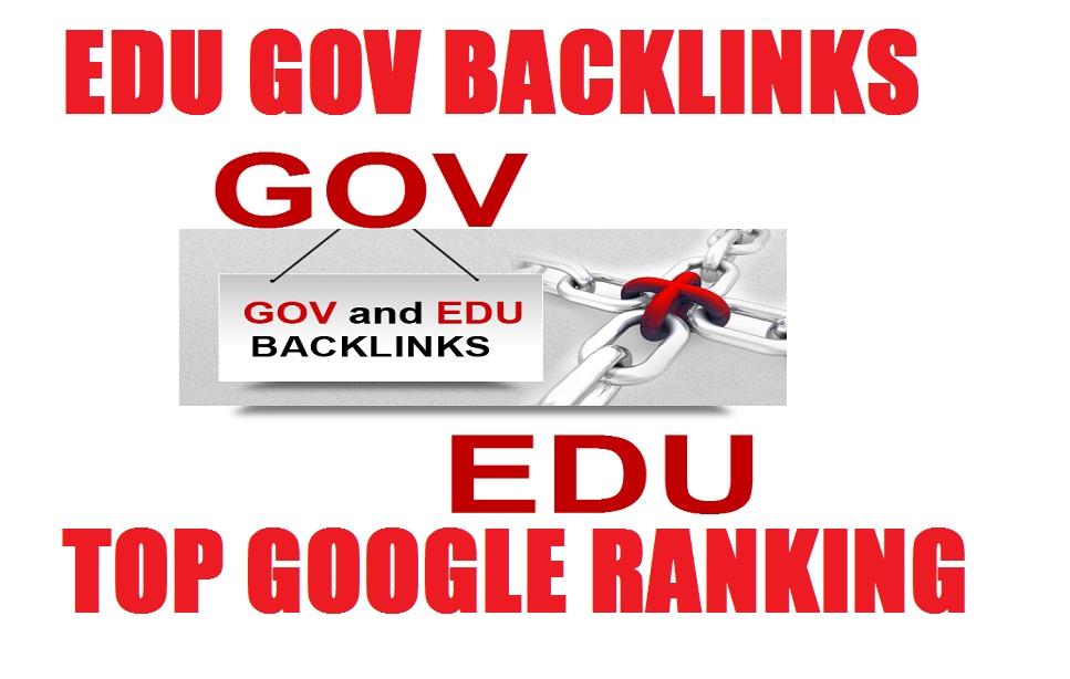 I Will Create 20 Powerful Edu Gov Backlinks