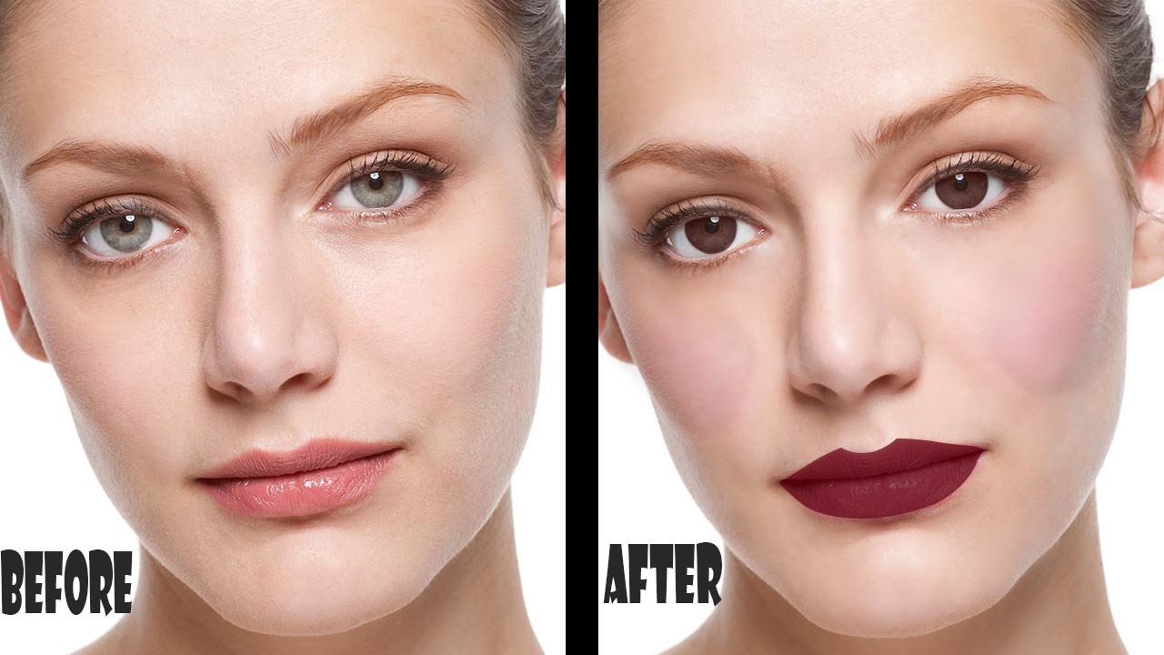 I will retouch photos in photoshop cc