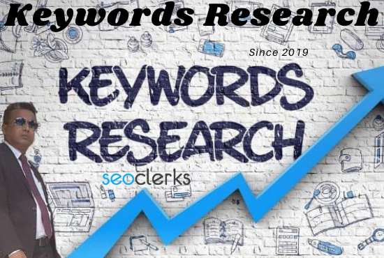 I will Be your facebook professional business page manaI will do SEO keyword research for 1st pagger