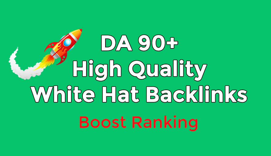 build high authority backlinks to boost your ranking