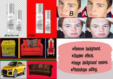 I will do background remove on time with satisfaction.