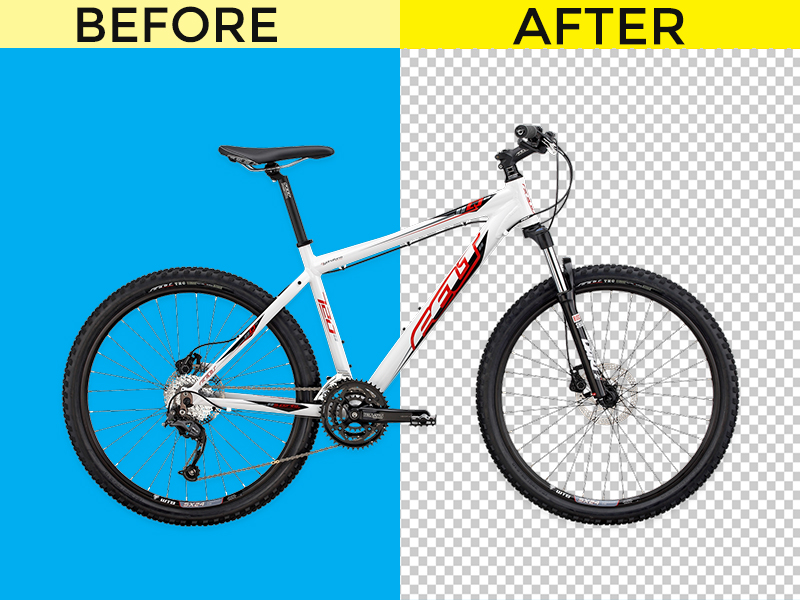 I'll remove background and retouch of anythings within less than 12 hours