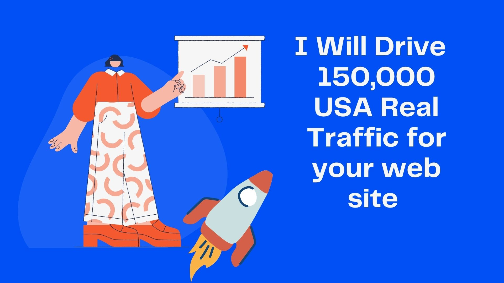 I Will Drive 150,000 USA Real Traffic for your web site