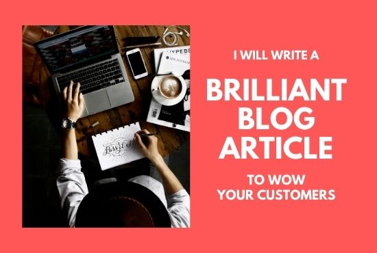 I will write 500 words quality blog post or article for your site