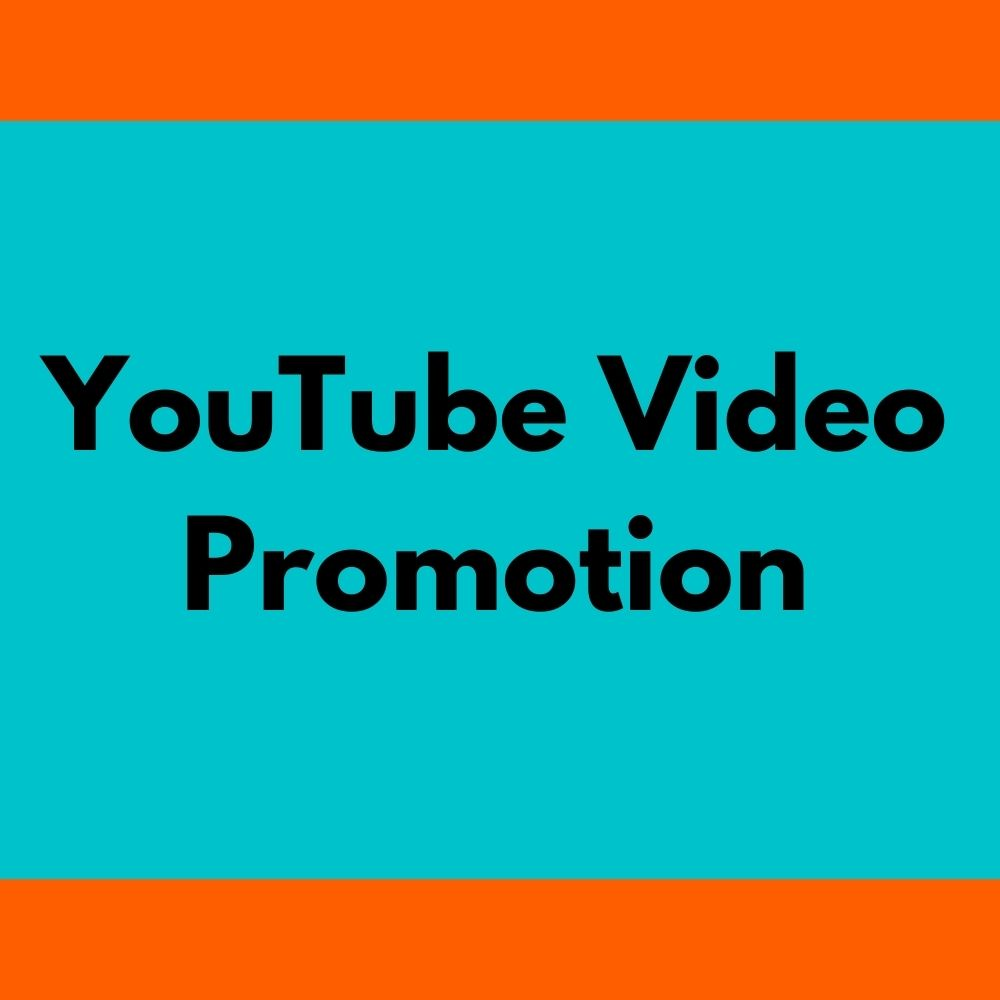 I will do organic YouTube video promotion to targeted audience