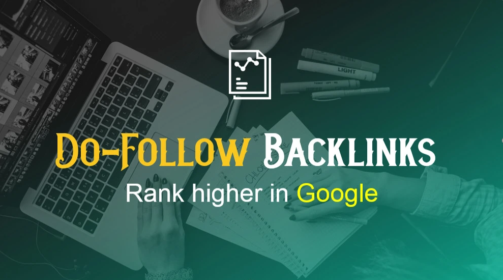 Provide 100 DO-FOLLOW backlinks from 100+ high DA