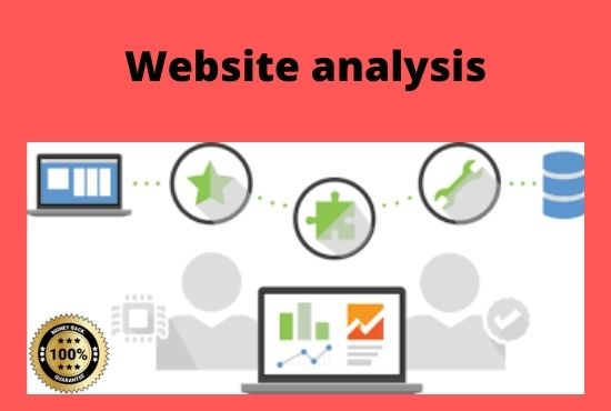 I will do website audit with SEO