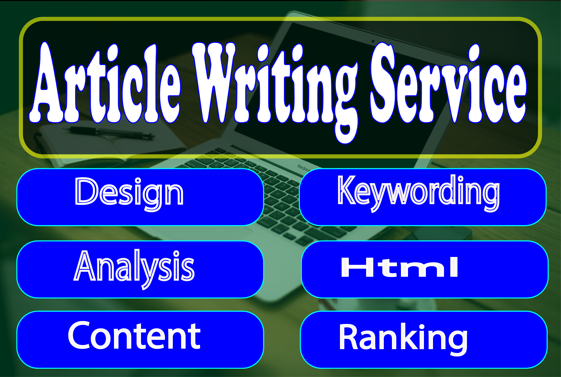 I will provide 1000 words unique Article and content writing for your website