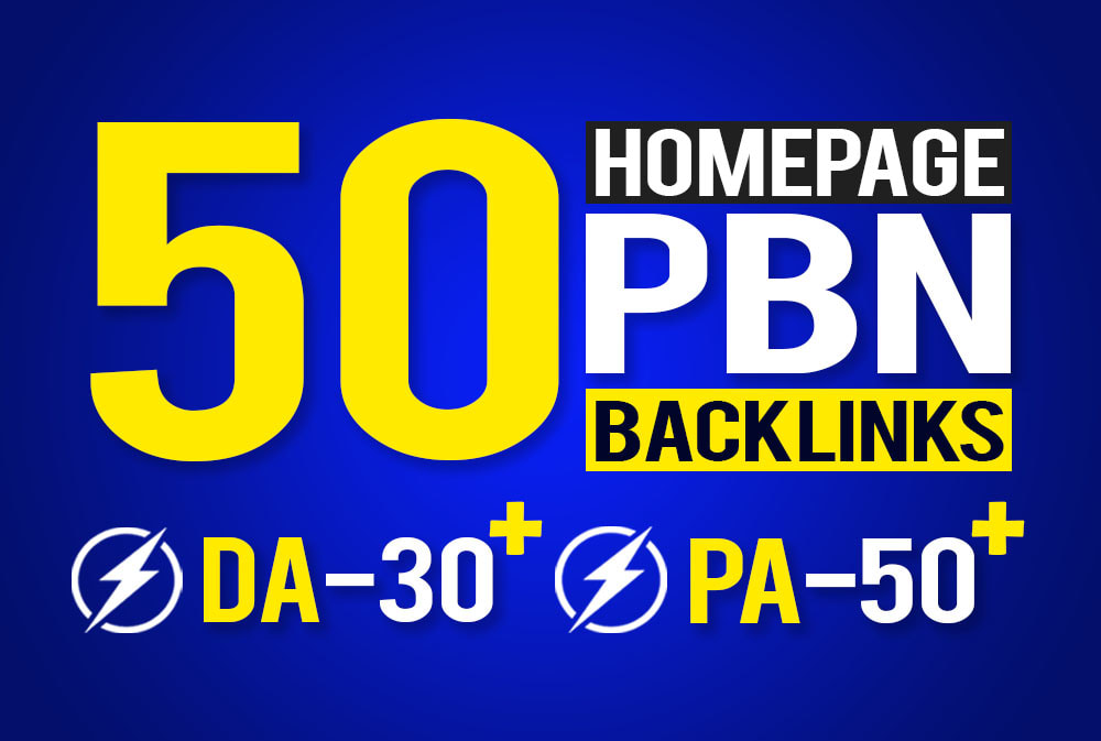 50 homepage PBN casino gambling poker relevant site DA 70-95 Platform