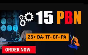 15 High PA/DA TF/CF Homepage PBN Backlinks To Skyrocket you SERP