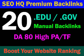 20+ High DA PA Dofollow profile backlinks RANK website Google Friendly Websites
