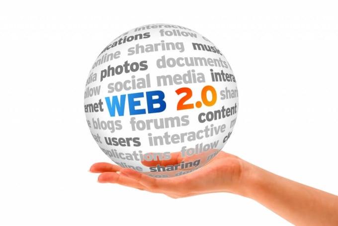 I will create high quality 50 web 2.0 SEO Backlinks