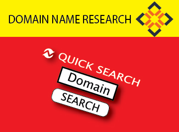 research SEO friendly suitable domain name