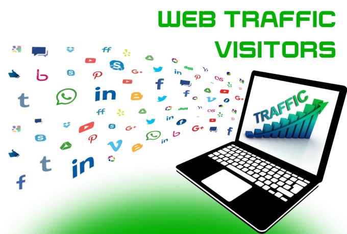 I will drive world-wide real human web traffic towards your website,  blogsite,  and e-commercesite