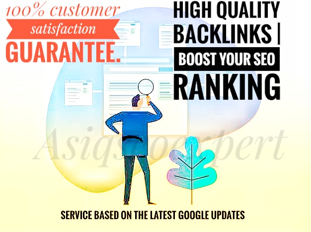 150 Backlinks From Do follow High Quality DA-70+ Domains Off page SEO Service For Ranking