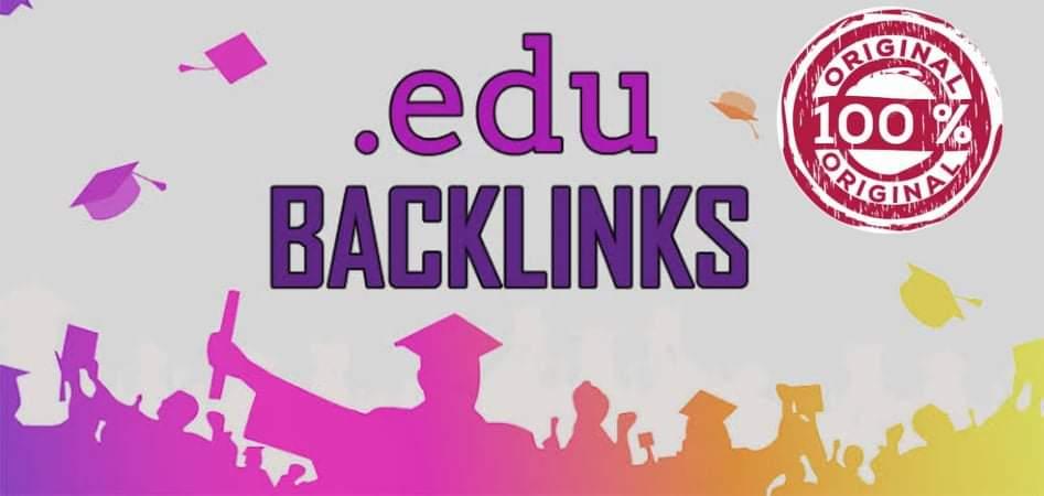 I will create 120+ HQ edu gov BACK LINKS FOR RANKING ON GOOGLE