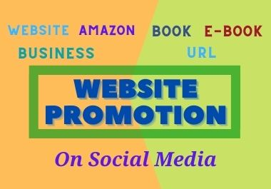 website promotion on 200,000 worldwide audience