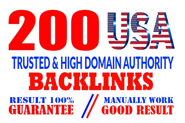 make da 50 to 90 high quality dofollow backlinks for seo
