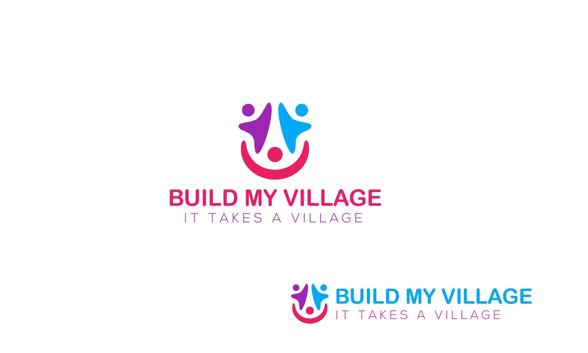 I will design cute logo for your brand