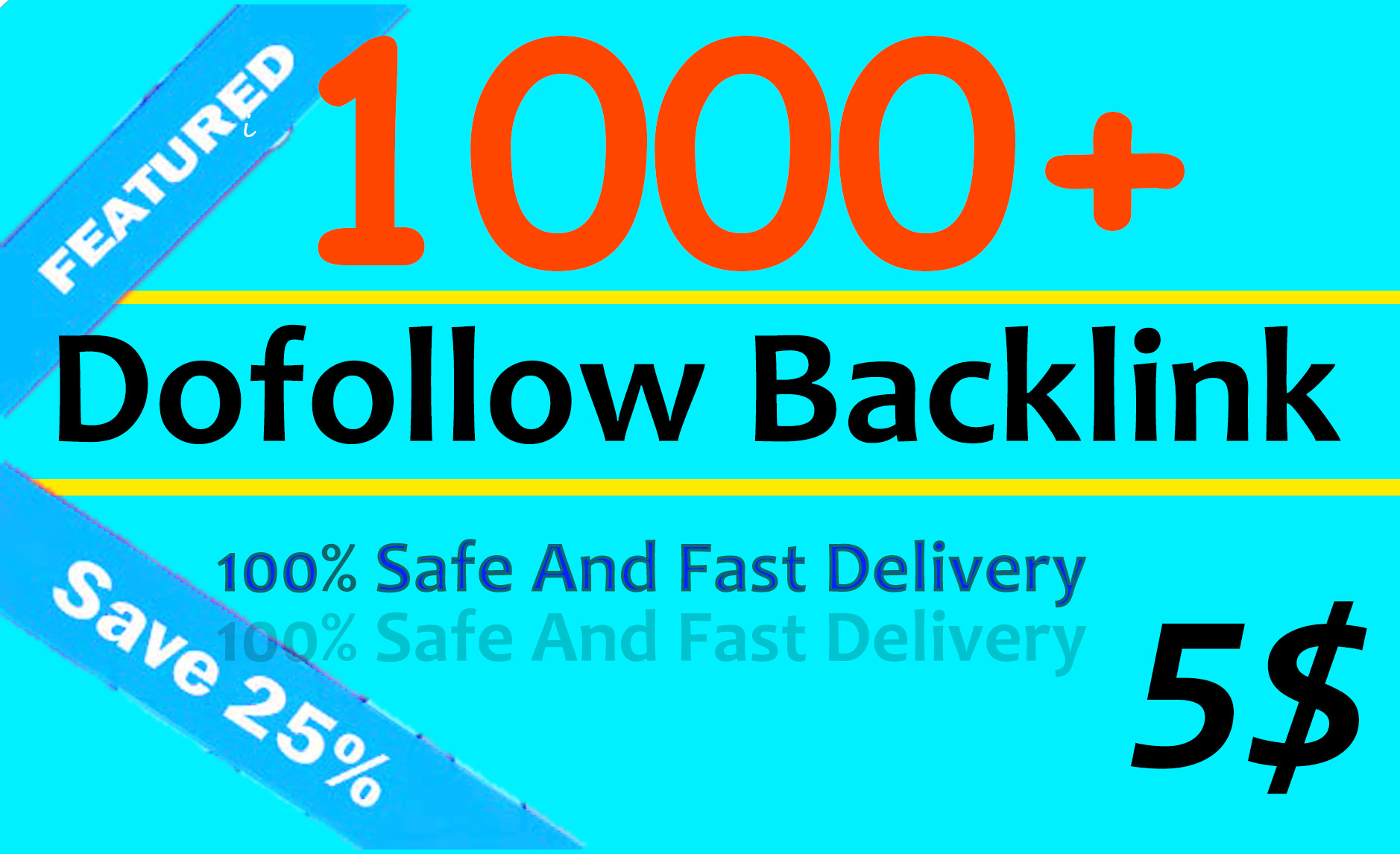 1000+ dofollow contexual Backlinks 100% safe and fast Delevery