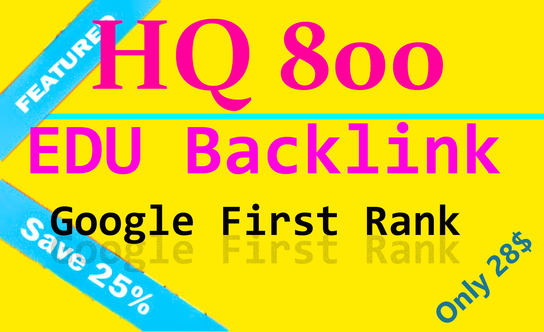 HQ 800 edu Backlink On Google First Rank Page 1
